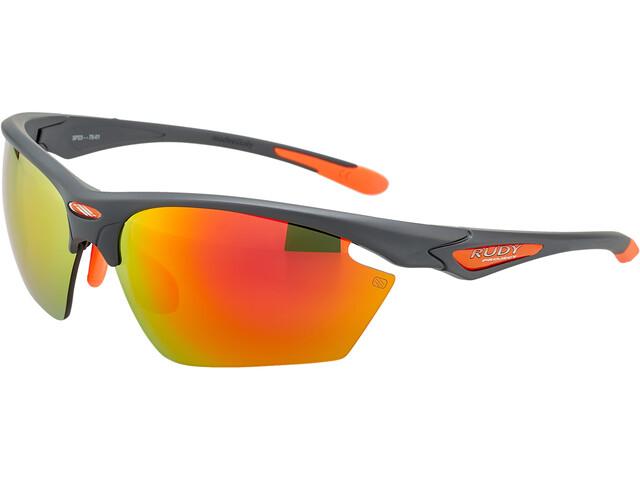 Rudy Project Stratofly Glasses pyombo matte - rp optics multilaser orange